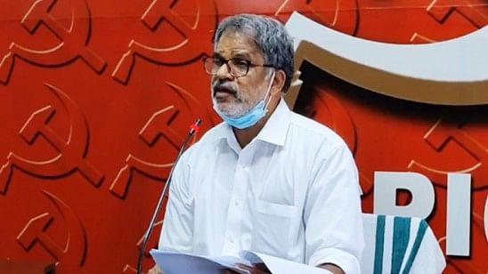 சி.பி.எம் வேட்பாளர் பட்டியல் வெளியிட்ட விஜயராகவன்
