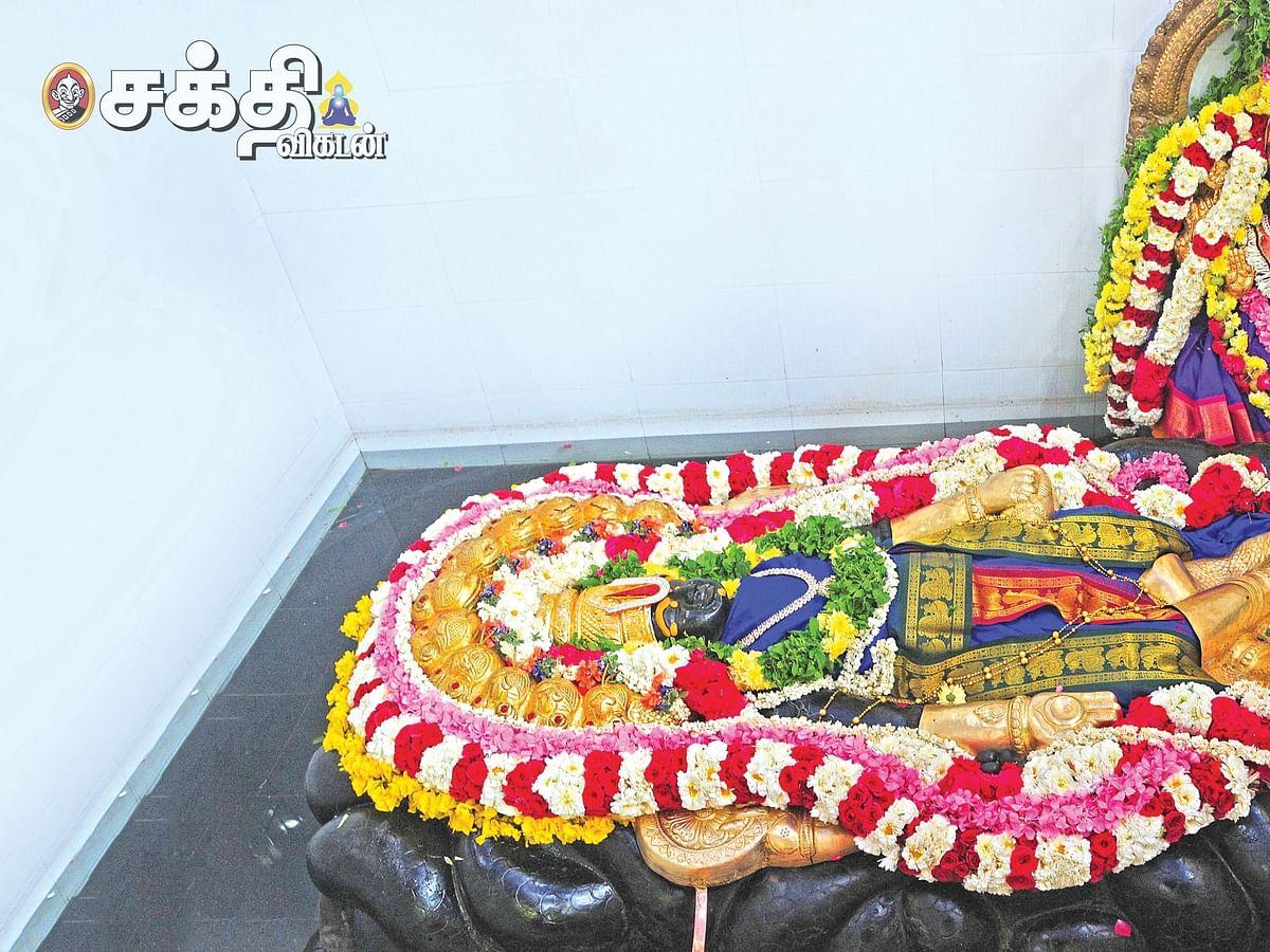 `வேண்டுதலை நிறைவேற்றும் நெல்லிக்கனி பிரார்த்தனை!'