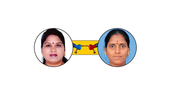 பரிதா , அமலு