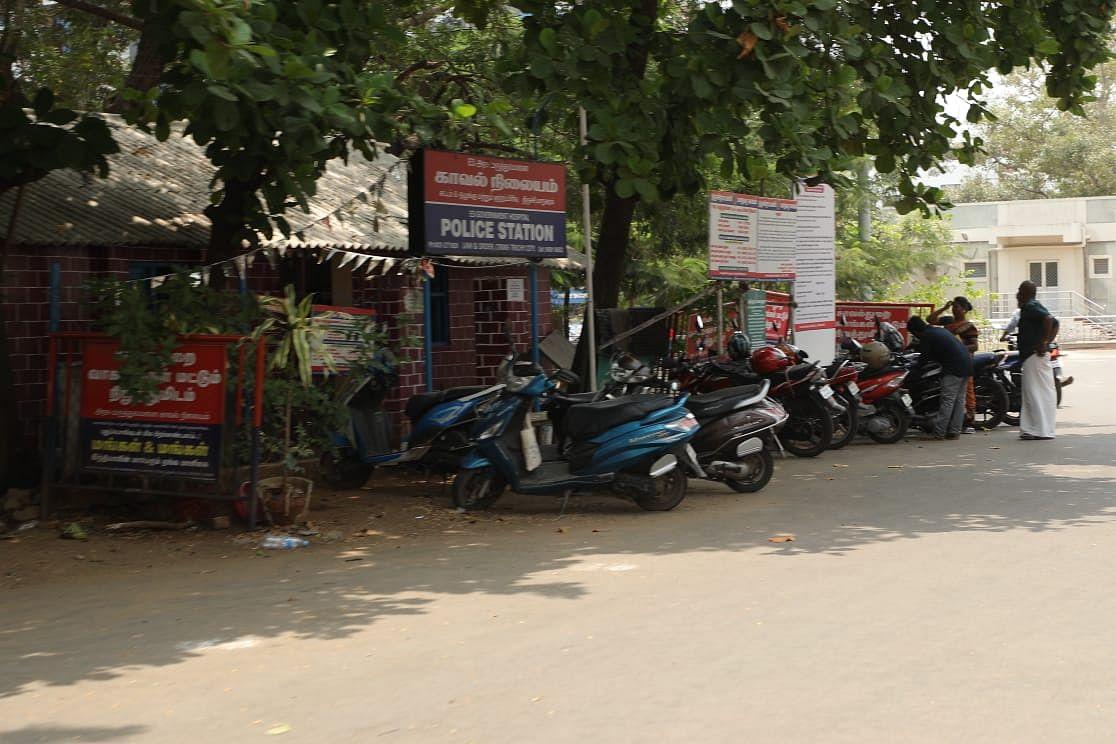 திருச்சி காவல்நிலையம்