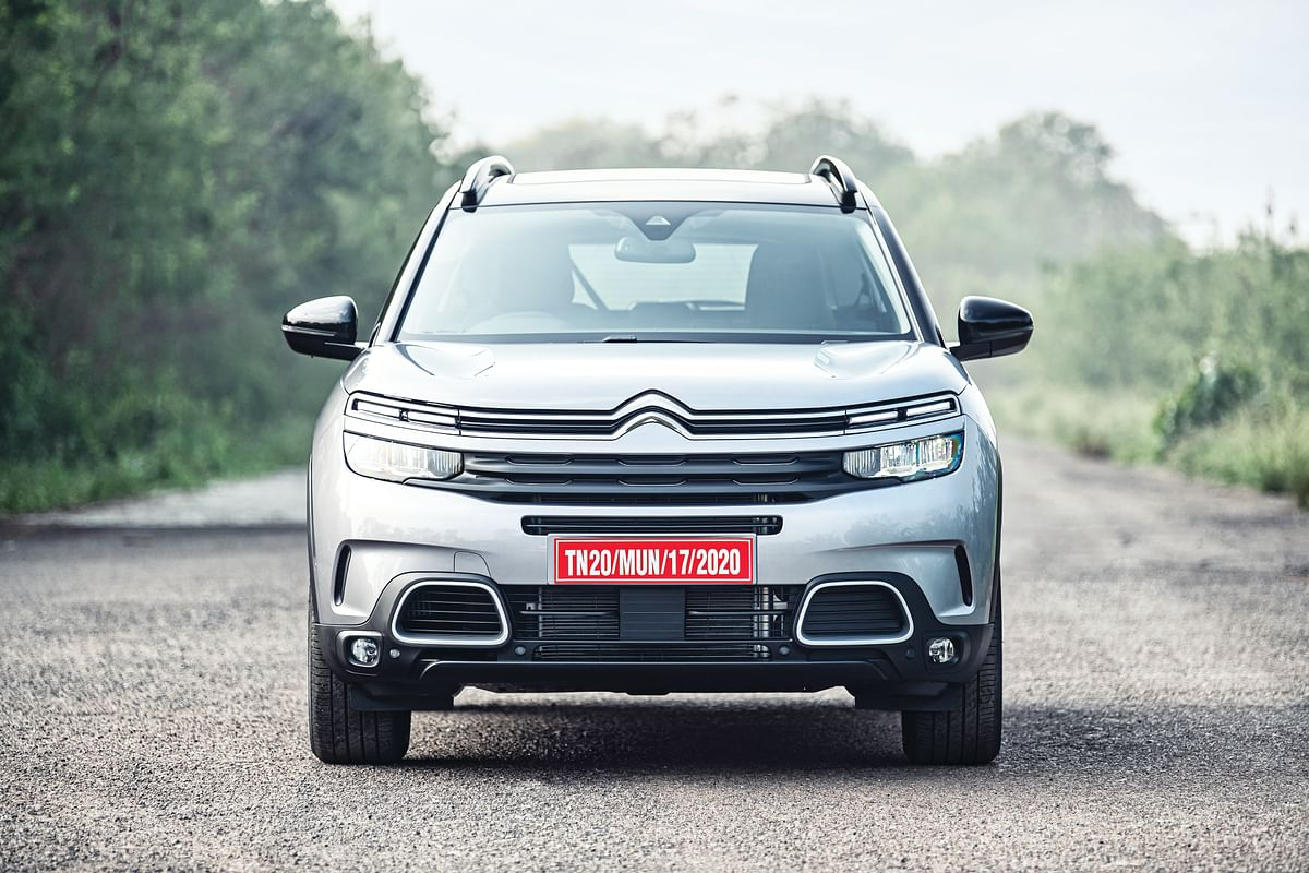 French Flavour SUV - Citroen C5 Aircross