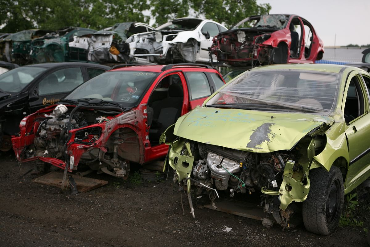 Car Scrappage