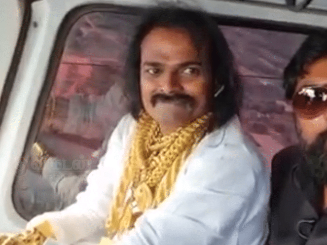 ஹரி நாடார் வந்த ஹெலிகாப்டர் தரையிறங்க அனுமதி மறுப்பு - என்ன நடந்தது?