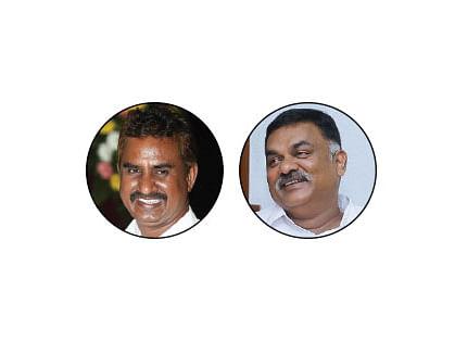 வேலுமணி, கார்த்திகேய சிவசேனாபதி