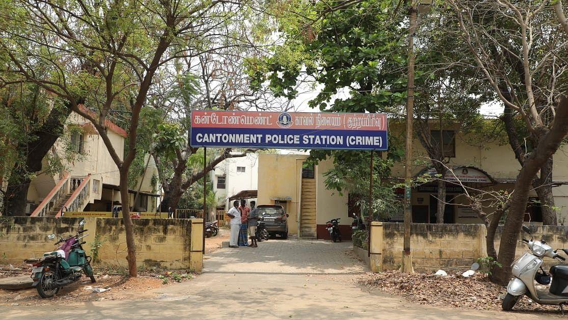 திருச்சி கன்டோன்மெண்ட் காவல்நிலையம்
