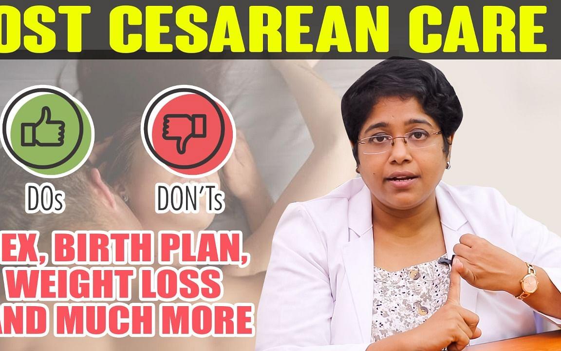 Post Caesarean Care