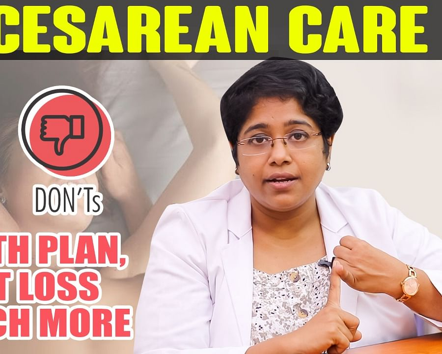 Post Caesarean Care