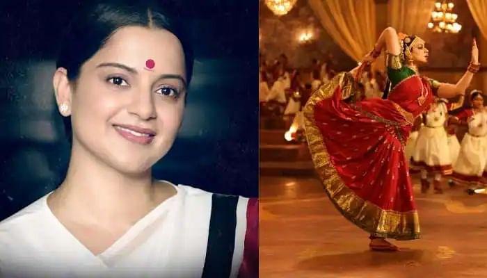 'தலைவி'யில் கங்கனா ரனாவத்
