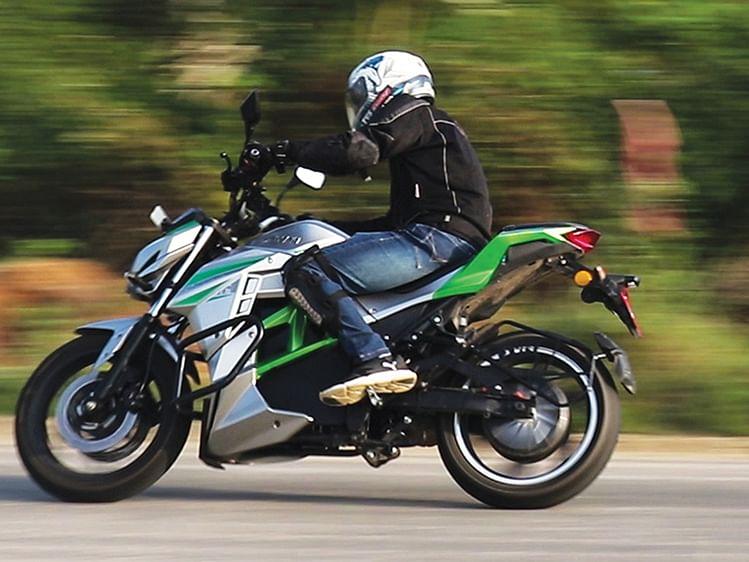 SVM ப்ராணா E-Bike