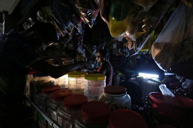 Mumbai blackout