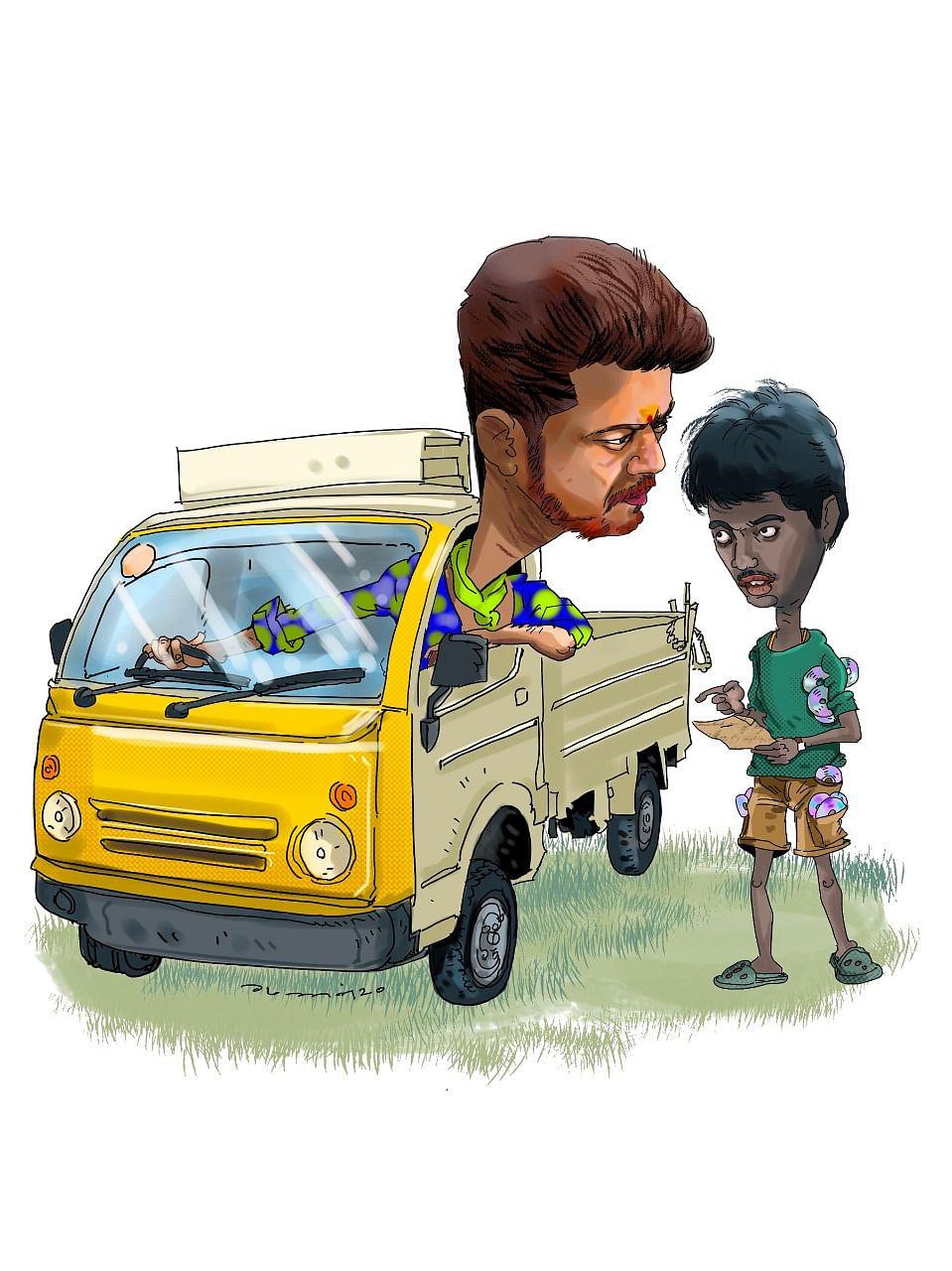 CM குமார் கூட்டணி வித் குருவில்லா