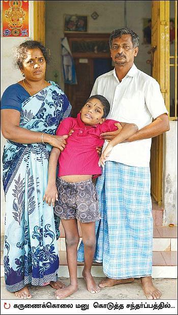 சசிகலா, பாவேந்தன், திருமேனி