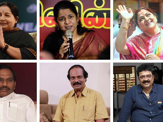 மேடம் ஷகிலா - 11: ஜெயலலிதா, கனிமொழி, குஷ்பு... ஆ.ராசா, லியோனி, எஸ்.வி.சேகர்... அரசியல் என்பது?!