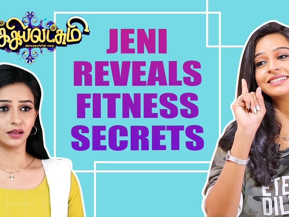 ஒரு நாளைக்கு 100 நுங்கு சாப்பிடுவேன்! - Actress Divya Ganesh Diet Tips | Bakkiyalakshmi | Vijay TV