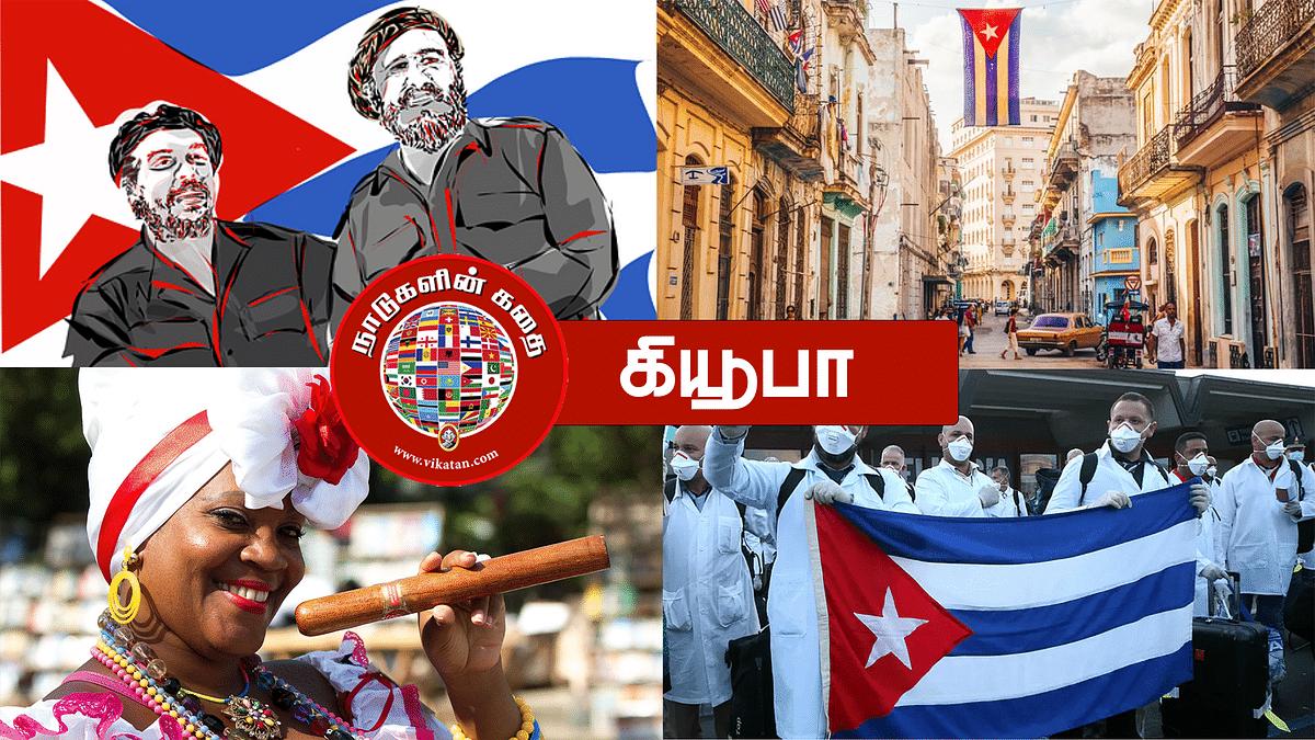 நாடுகளின் கதை 4- கியூபா | Cuba