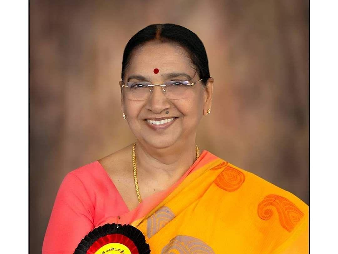 சுப்புலட்சுமி ஜெகதீசன்: சட்டசபை தேர்தல்... ஒரு பார்வை! #TNelections2021