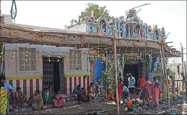 வெயிலுகந்த அம்மன் கோயில்