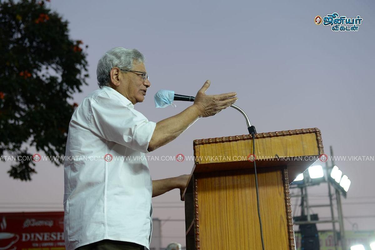 சீதாராம் யெச்சூரி