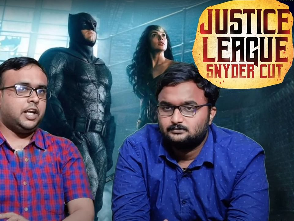 Justice League Review Tamil | Zack Snyder Cut
