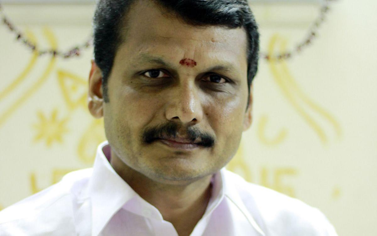 கரூர்: 'மணல்' பேச்சு; செந்தில் பாலாஜி மீது 6 பிரிவுகளில் வழக்கு பதிவு!