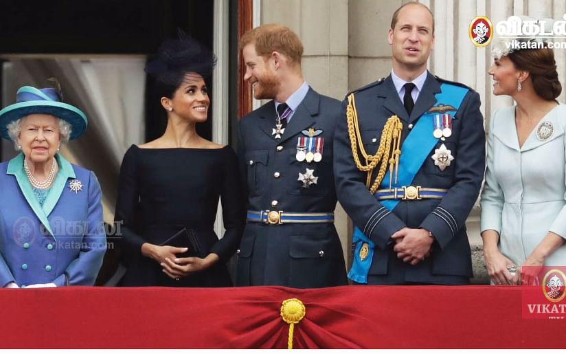 யாருடைய அடிமை பிரிட்டன் அரச குடும்பம்?   Royal family Issue Explained   Jenifer Explains