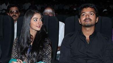 விஜய் - பூஜா ஹெக்டே #Vijay65