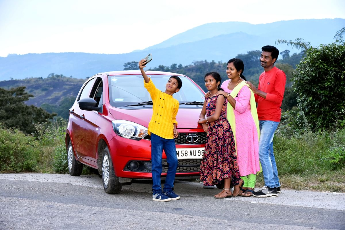 'Great Escape' with a Tiago