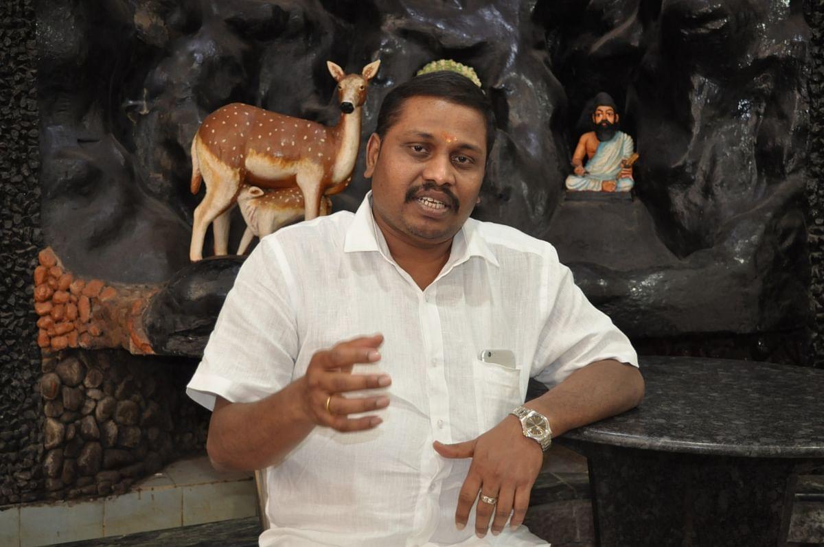 நரேந்திரன் கந்தசாமி