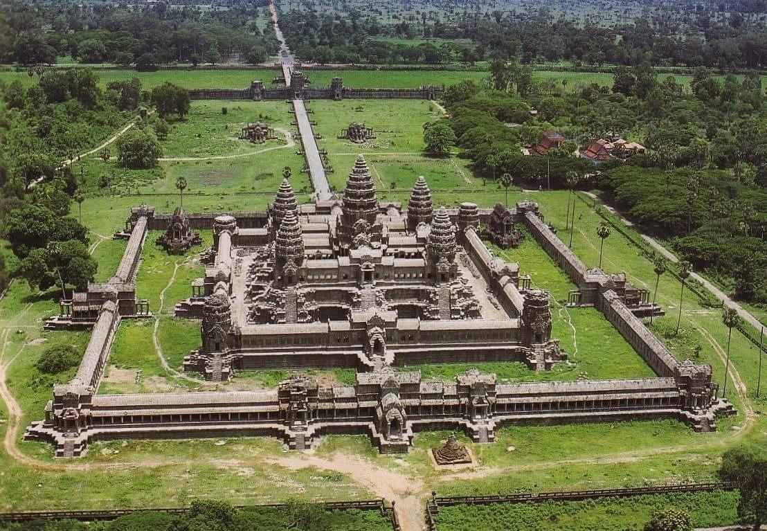 கம்போடியா  அங்கோர்வாட் | Cambodia | Angkor wat