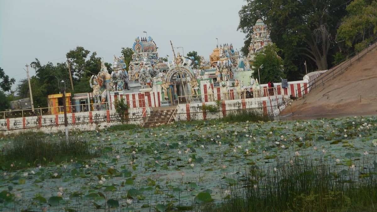 கருப்பசாமி கோயில்