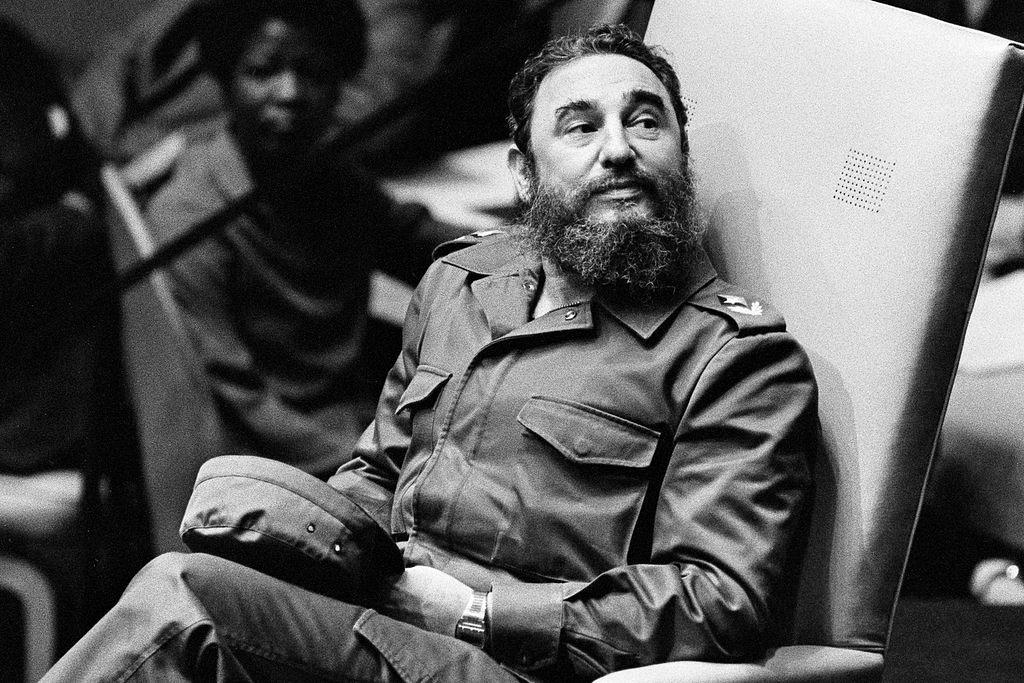 ஃபிடல் காஸ்ட்ரோ (Fidel Castro)