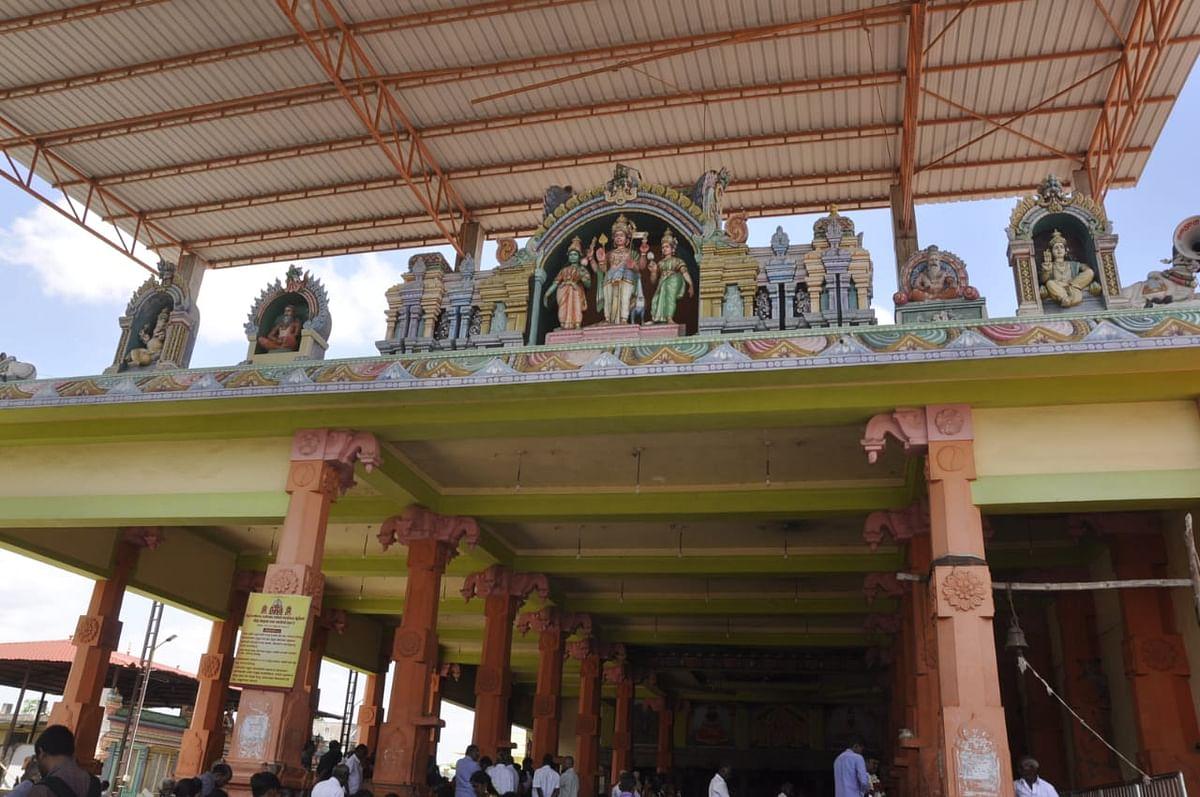 மயிலம் முருகன் கோவில்