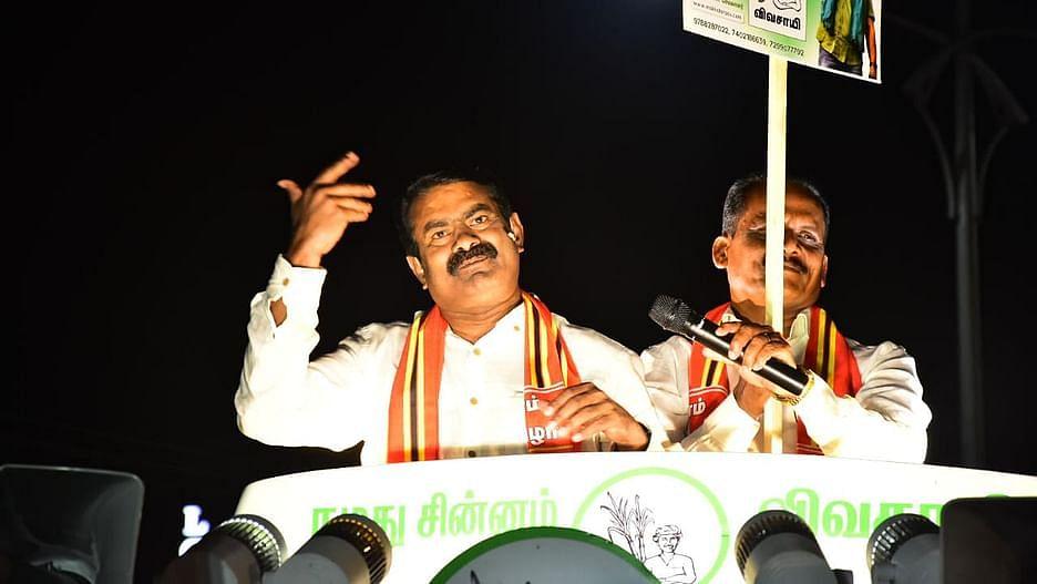 சீமான் தேர்தல் பிரசாரம்