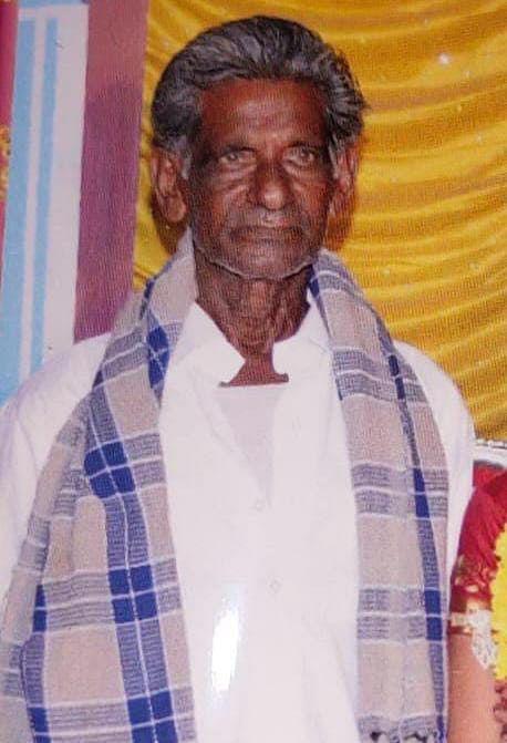 விவசாயி கிருஷ்ணமூர்த்தி