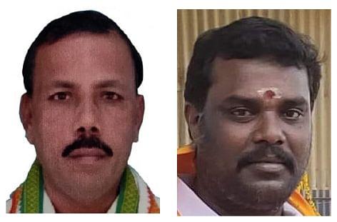 ராதாகிருஷ்ணன், ஜே.கார்த்திகேயன்