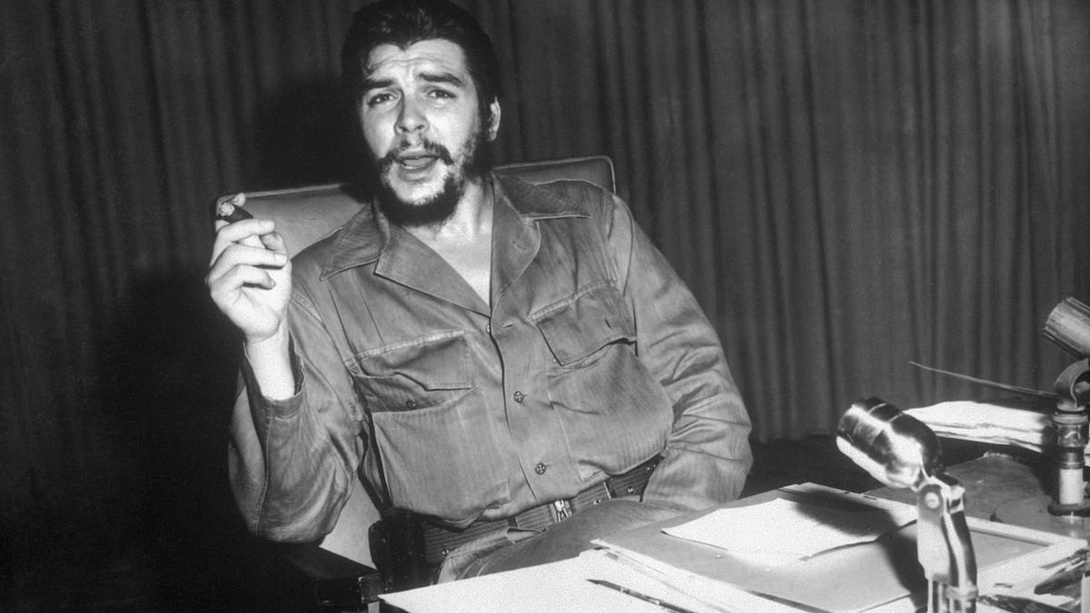 """""""சே குவேரா"""" (Che Guevara)"""