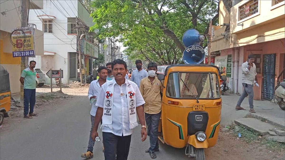 ஜீரோ பட்ஜெட் பிரசாரம்