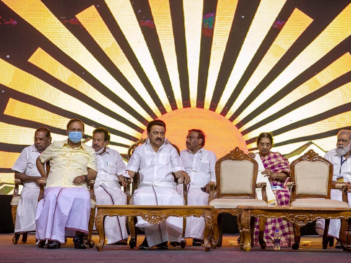`தீப்பொறி பேச்சாளர்களின் கூடாரமாக இருந்த தி.மு.க..!' - ஒரு வாசகரின் பகிர்வு #MyVikatan