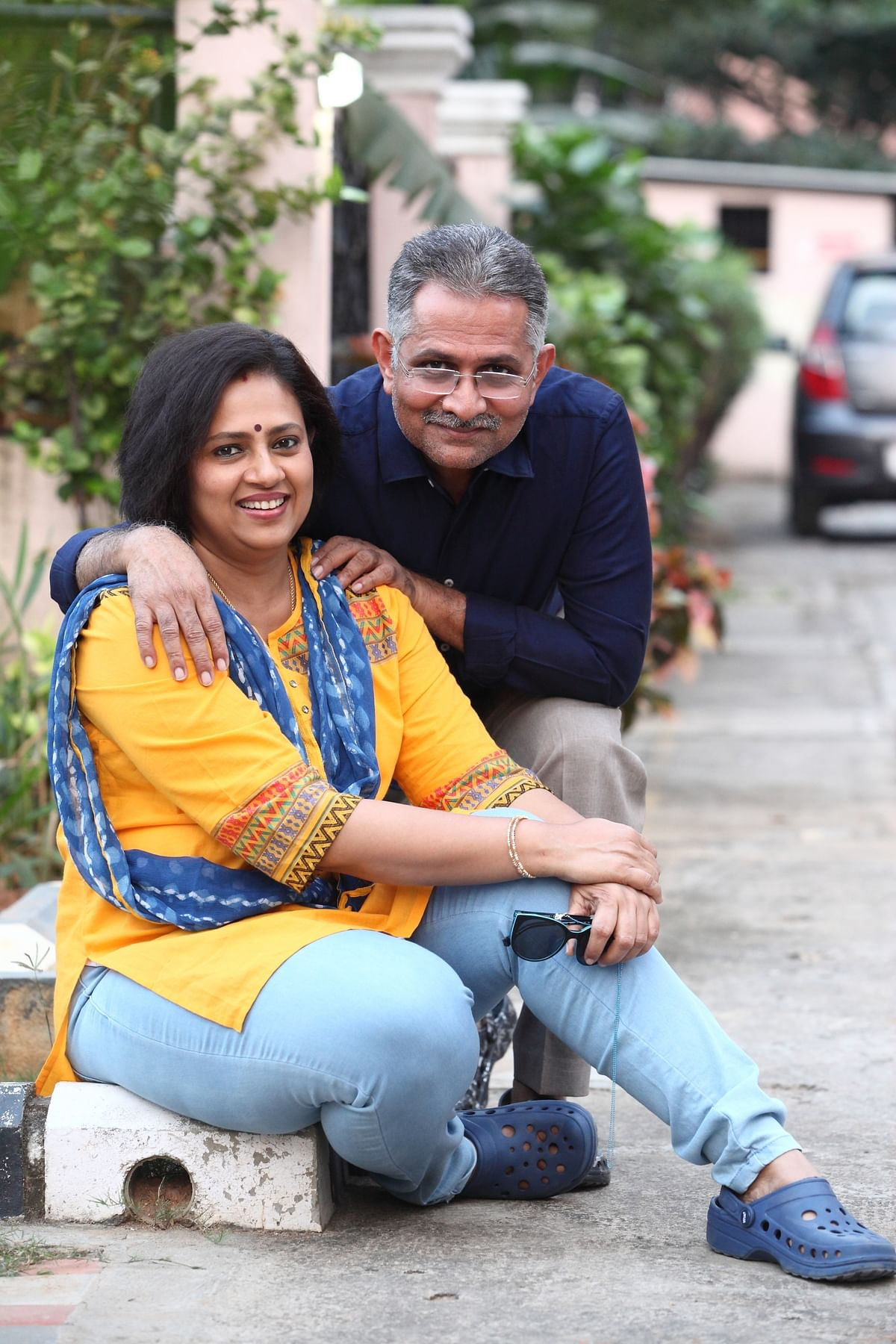 Lakshmi - Ramakrishnan Couple
