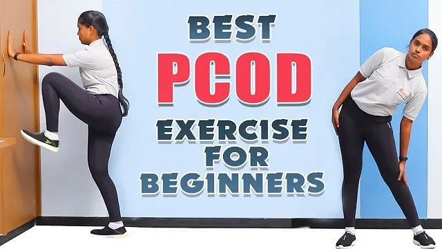 pcod exercise