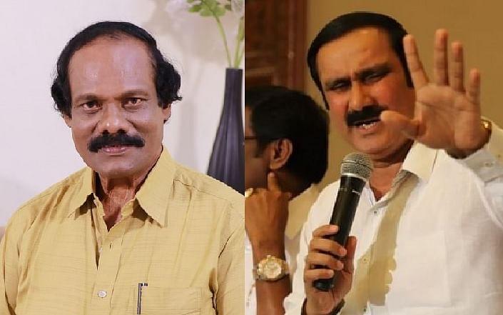 லியோனி - அன்புமணி ராமதாஸ்