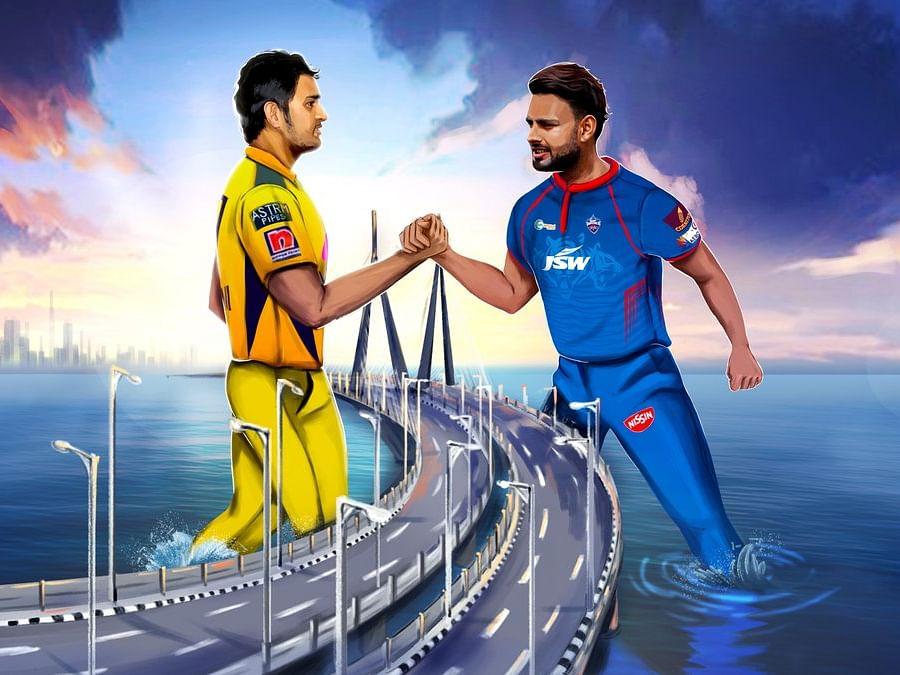 IPL 2021: தோனி, ரிஷப் பன்ட்... மாஸ்டர் Vs மாண்புமிகு மாணவன்... வெல்லப்போவது யார்? #CSKvDC Preview