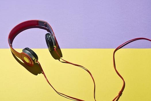 Audio based social media