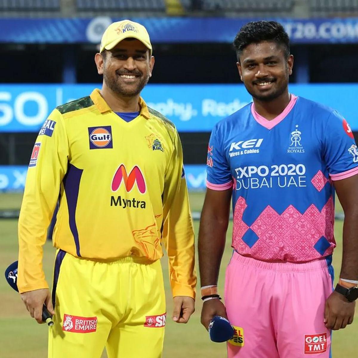 IPL 2021 - தோனி