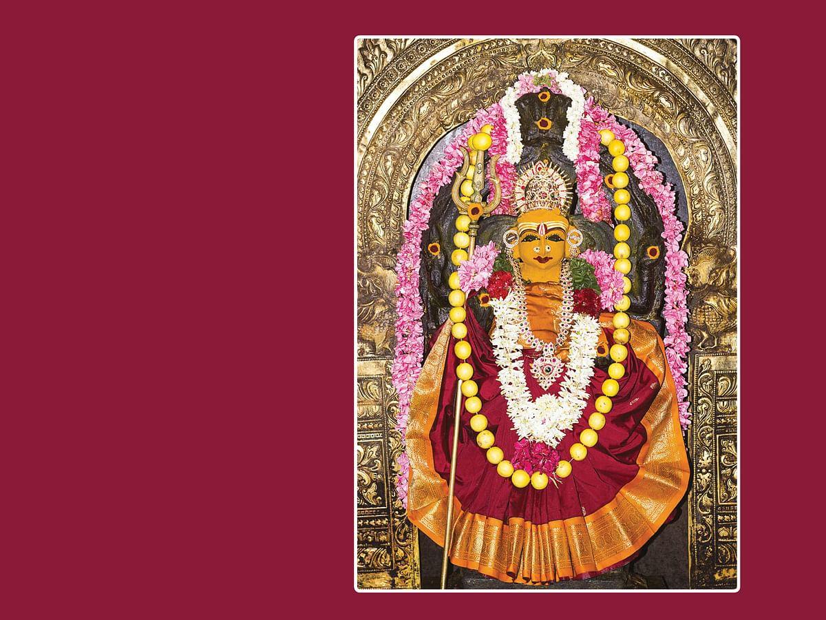 பரமேஸ்வரி அம்மன்