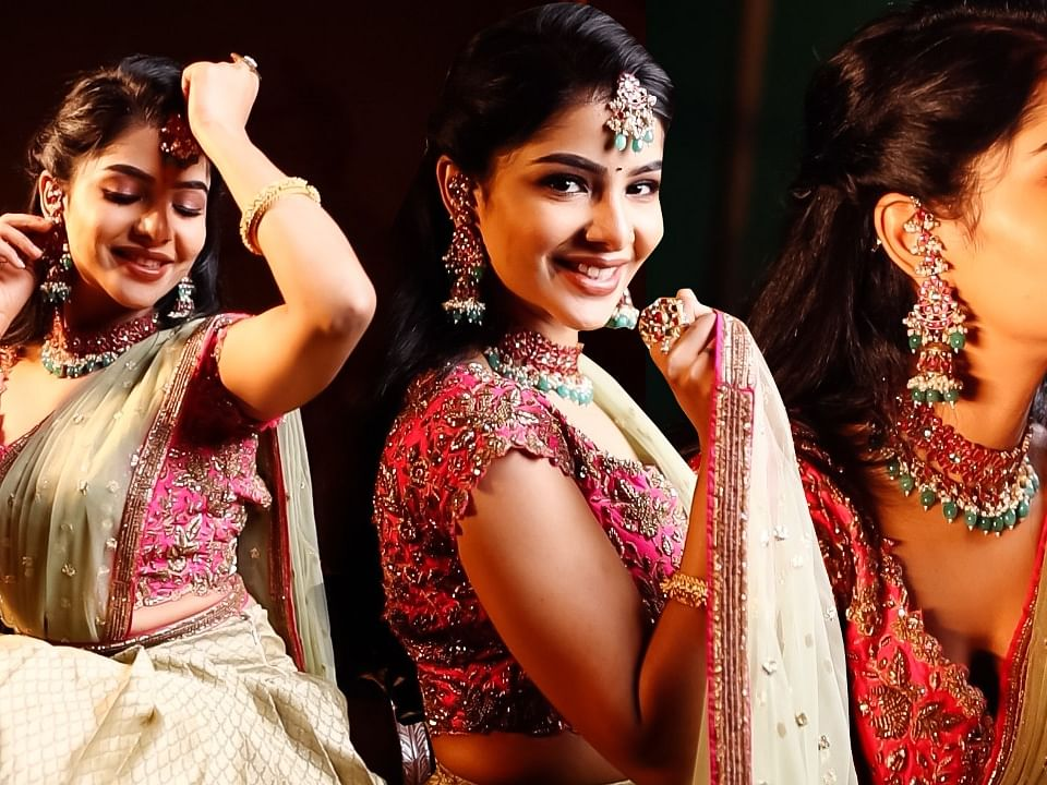 VIDEO: Pavithra Latest Sensational Photoshoot | Cooku With Comali