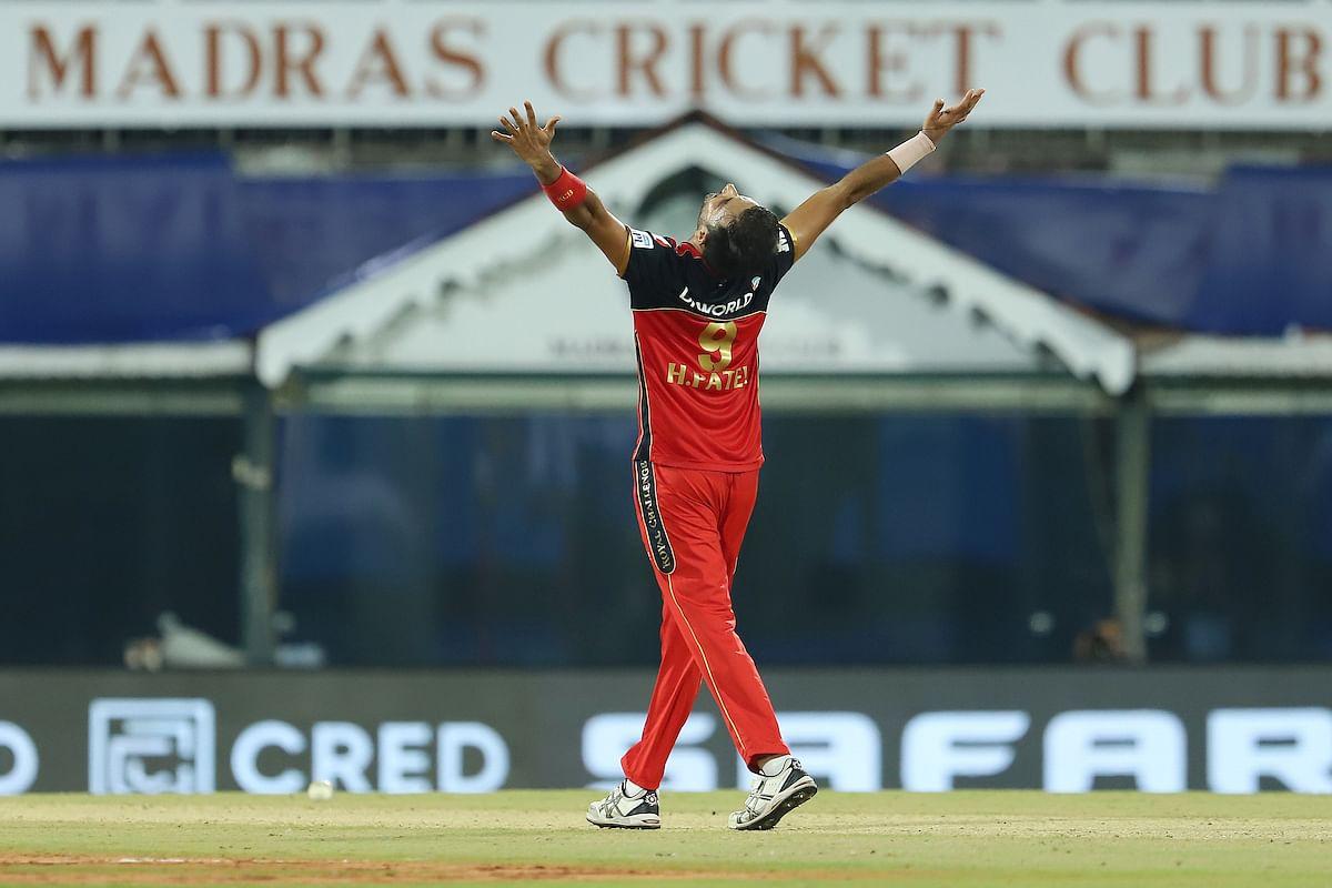 ஹர்ஷல் படேல் | #IPL2021