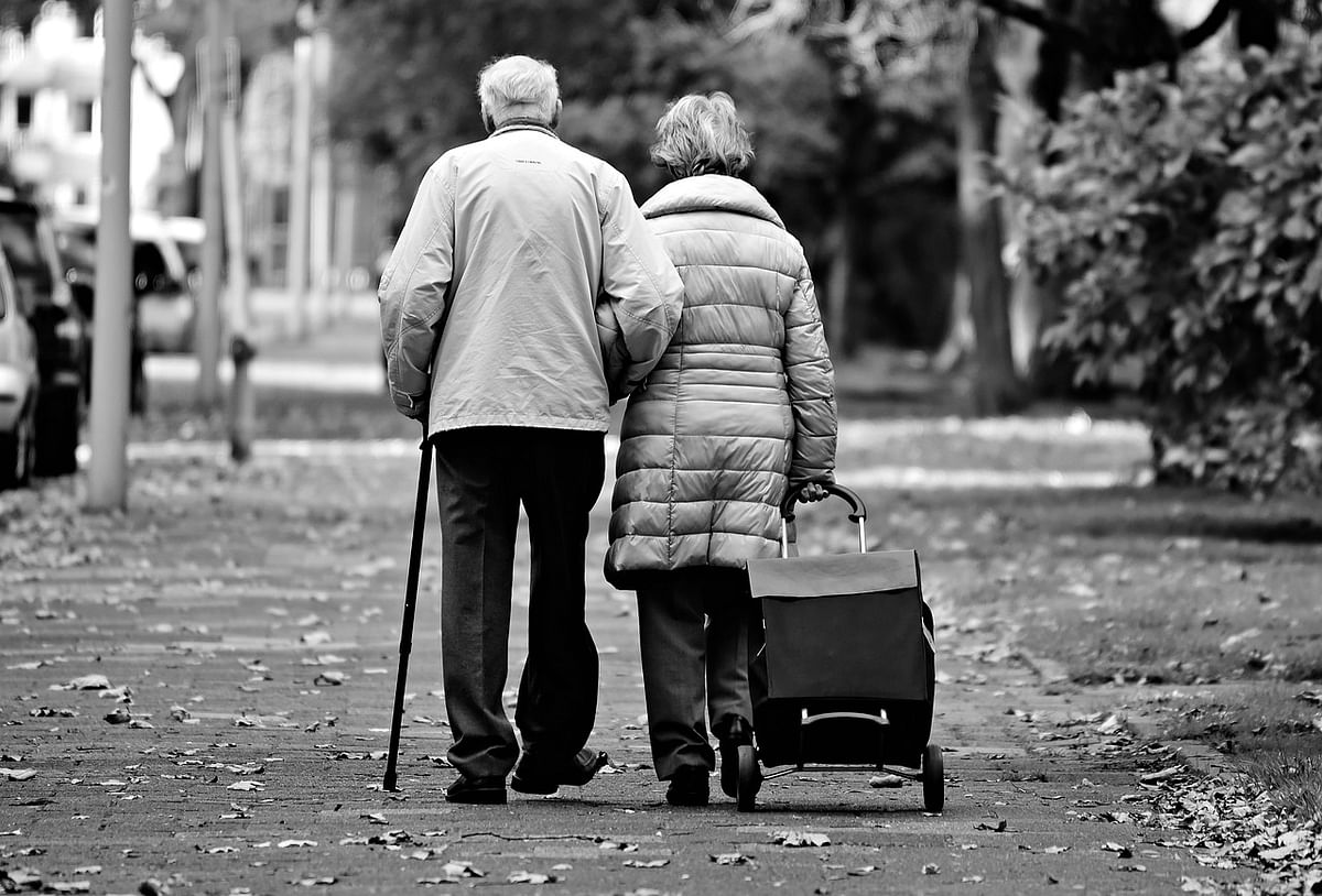 Elderly Couple