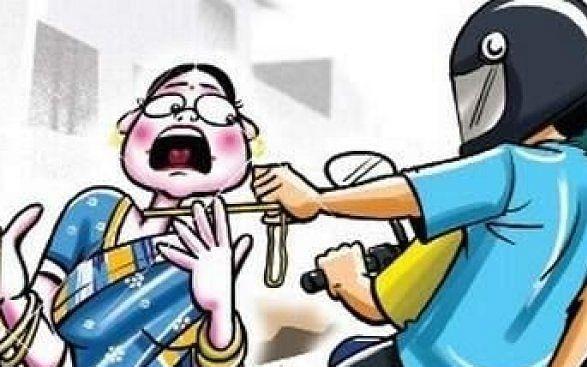 சென்னை: செயின் பறிப்பில் ஈடுப்பட்ட இன்ஜினியர் - சிறை நண்பர்கள் சிக்கிய கதை!