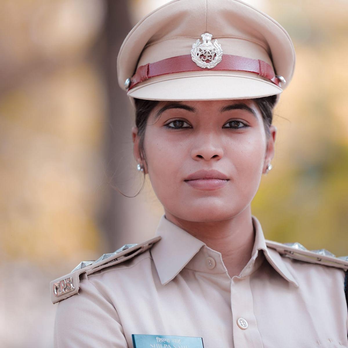 டி.எஸ்.பி ஷில்பா சாகு